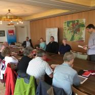 Viele interessierte Bürgerinnen und Bürger kamen zum Workshop Bezahlbares Wohnen.